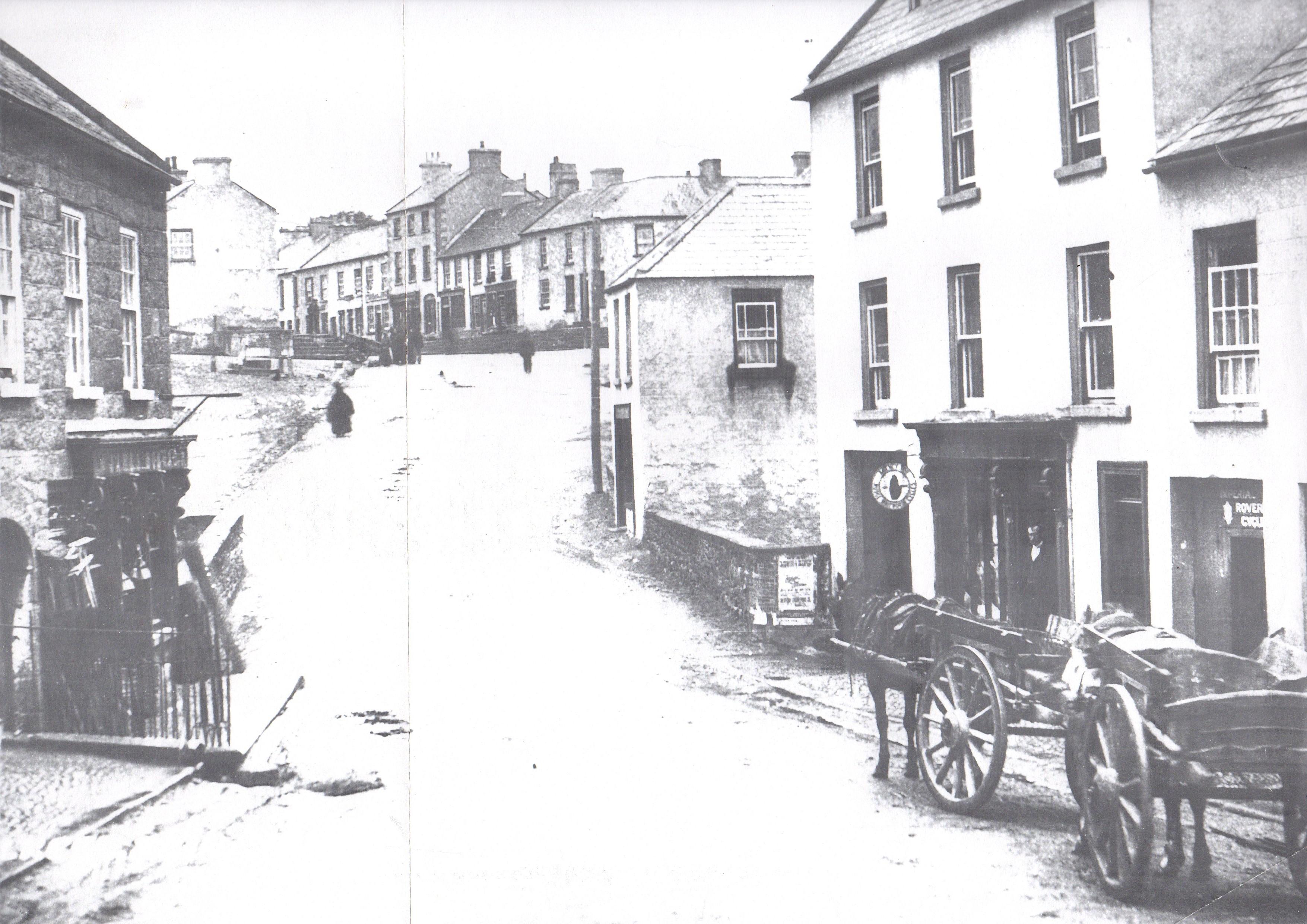 Kilkeel Town