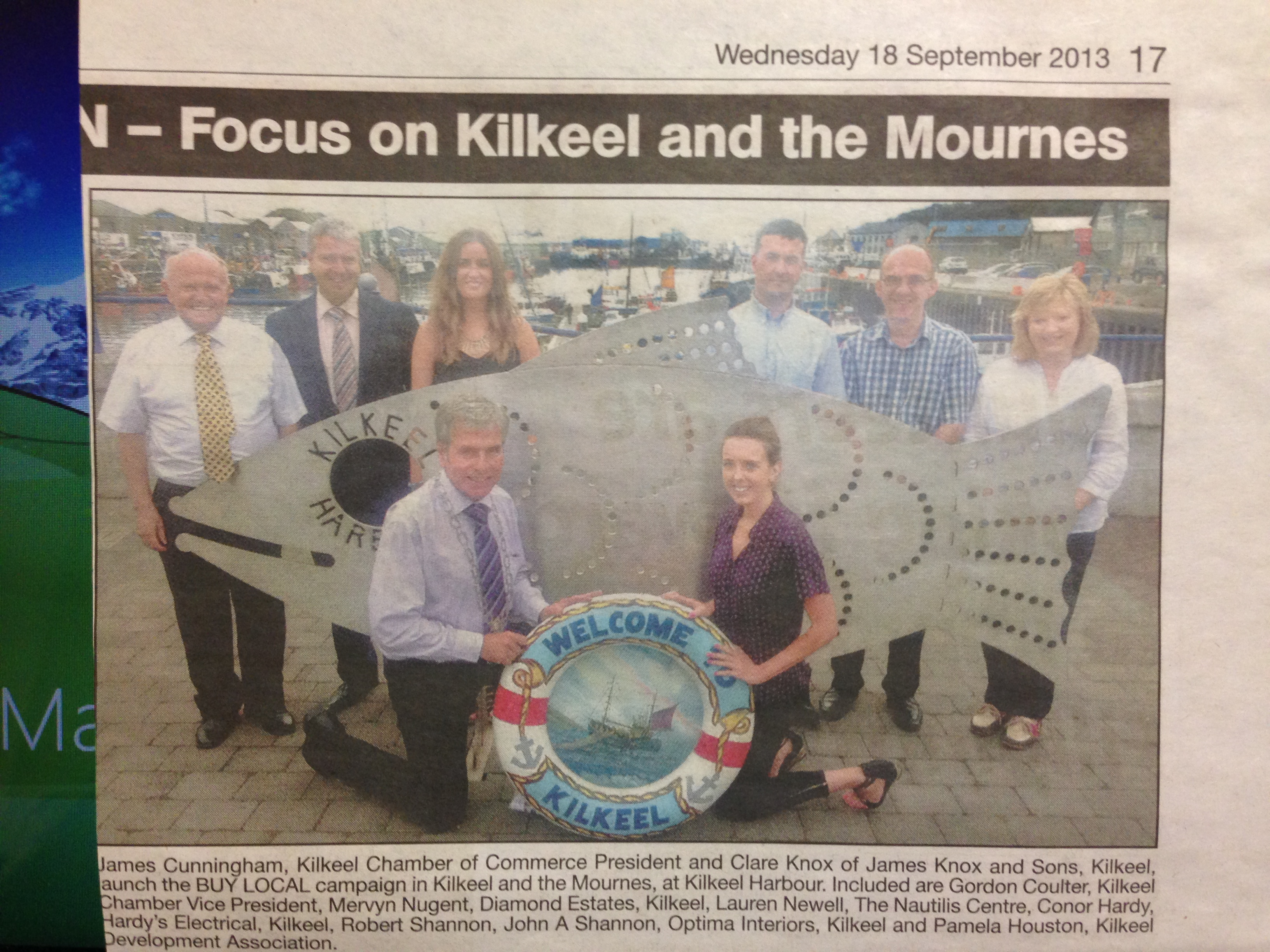 Photo for the Newry Advertiser