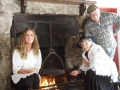 Photos taken to publicise European Heritage Open Day NI where we worked along with Hanna's Close