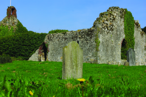 St Colmans Church 14th Century Kilkeel