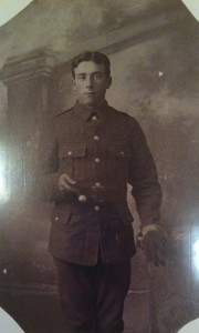 Lance Corporal Thomas Ballance