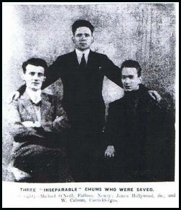 ONeill, Hollywood and Cahoun