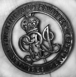 Pin of Robert Newell-b