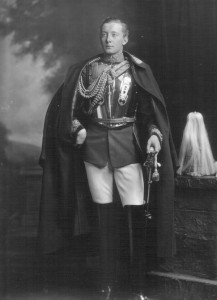 The 4th Earl of Kilmorey. Photo taken when he was Viscount Newry and Mourne
